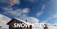 Snow kites