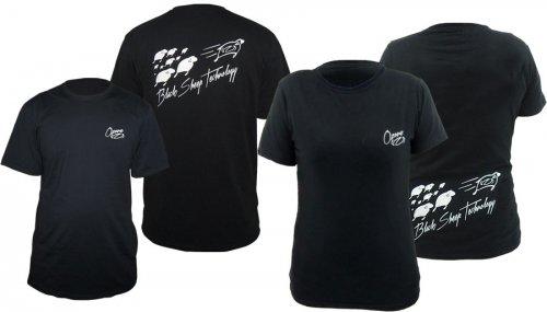 Ozone T-skjorte Black Sheep Technology svart