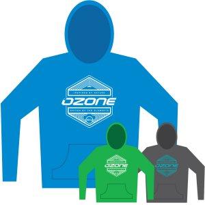 Ozone Inspired Hoody