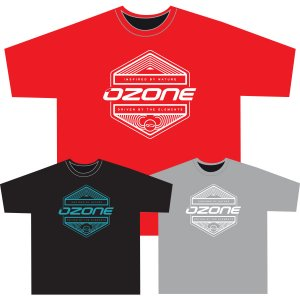 Ozone Inspired T-skjorte Men