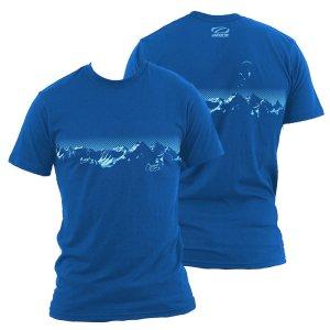 Ozone T-skjorte BlueMountain