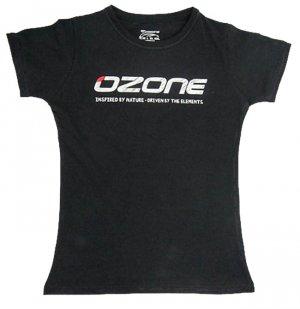 Ozone T-sskjorte Damer Inspired svart