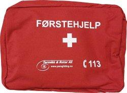 Førstehjelp veske